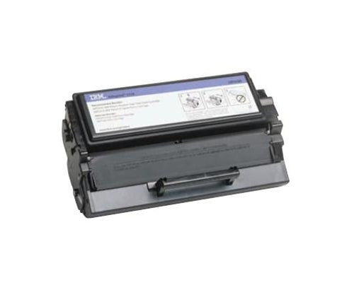 1116, 28P2412 Black MICR USA Reman. Toner Cartridge