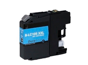 LC105C Compatible Cyan HY Inkjet Cartridge