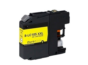 LC105Y Compatible Yellow HY Inkjet Cartridge