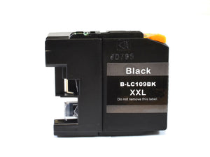 LC109XXLBK Premium Compatible Ink Cartridge. Replacement for Brother MFC-J6520DW, MFC-J6720DW, MFC-J6920DW