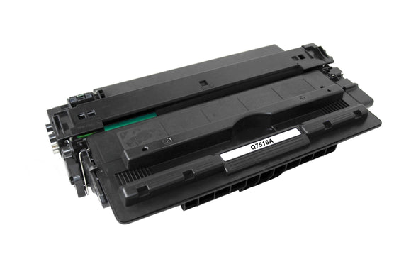 Q7516A Compatible Black Toner Cartridge