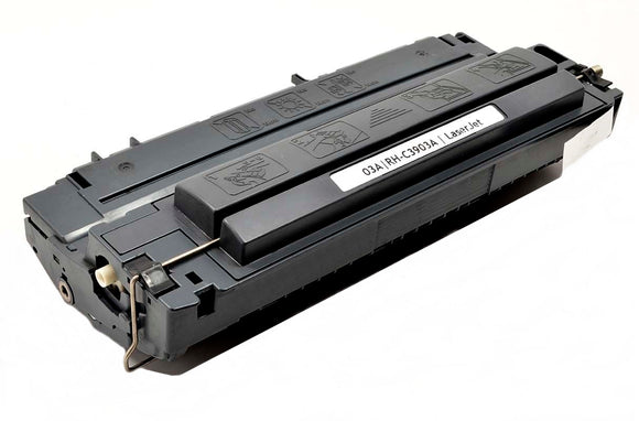 C3903A Black MICR USA Reman. Toner Cartridge