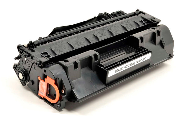 CF280A Black MICR USA Reman. Toner Cartridge