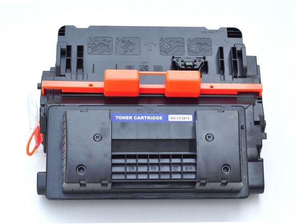 CF281X Compatible Black HY Toner Cartridge