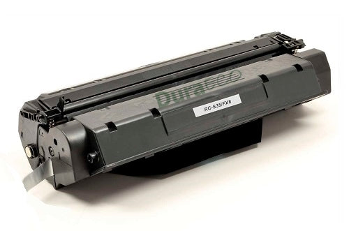 S35, FX8, 7833A001AA, 7833A002AA, 8955A001AA Compatible Black Toner Cartridge