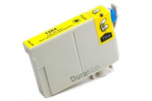 T126420 (T1264) Remanufactured Yellow Inkjet Cartridge