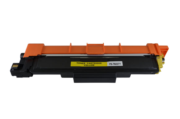 TN227Y Compatible Yellow Toner Cartridge