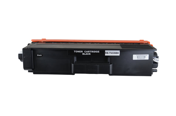 TN339BK Compatible Black Toner Cartridge
