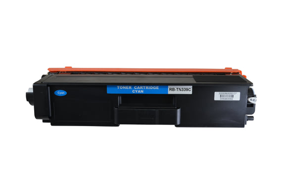 TN339C Compatible Cyan Toner Cartridge