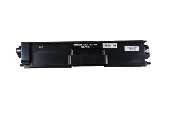 TN433BK Compatible Black Toner Cartridge