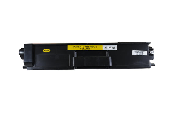 TN433Y Compatible Yellow Toner Cartridge