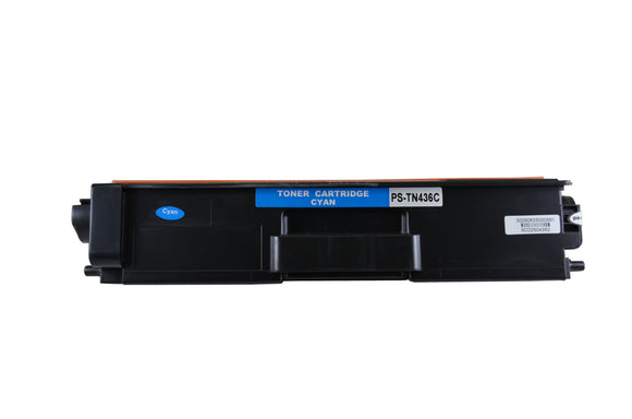 TN436C Compatible Cyan Toner Cartridge