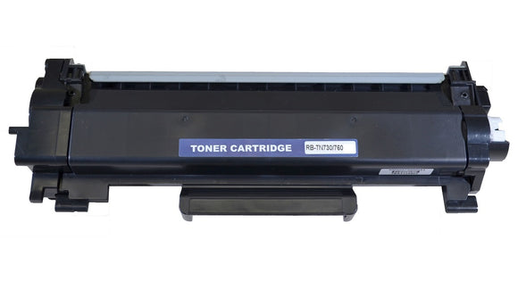 TN760/730 Compatible Mono Toner Cartridge