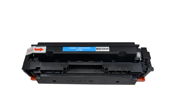 W2021X/414X Premium Compatible Color Laser Toner . **No chip**