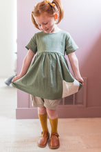 Load image into Gallery viewer, Olive Pocket Dress