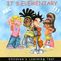CD: It's Elementary - abc's & 123's