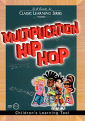 DVD: Learning with Multiplication Hip Hop