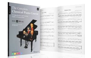 The Complete Classical Piano Course Book Four Music