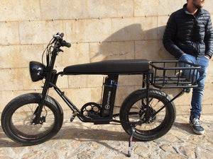 Cool urban utility e-bike