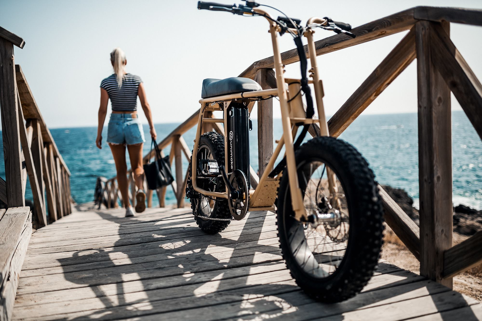 Uni Moke: The perfect e-bike for rental fleets and tour operators