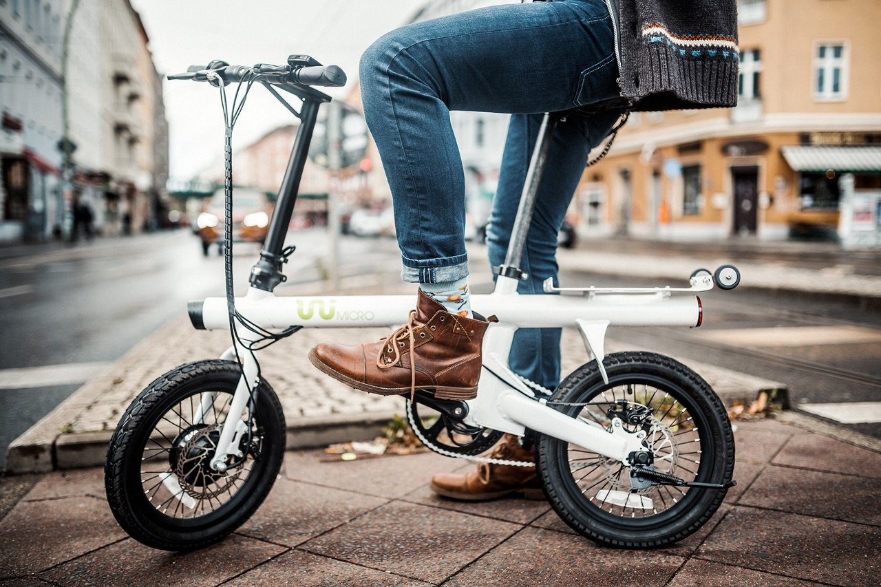 How electric folding compact bikes will change the landscape of bike sharing!