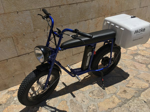 Uni moke cargo and delivery e-bike