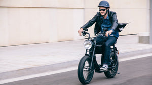 Why the electric revolution should start with electric scooters and mopeds
