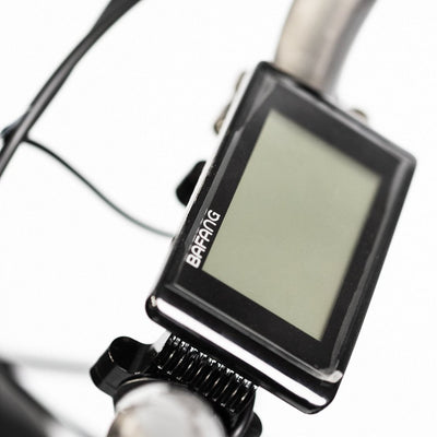 UNI Moke Classic Electric Bike V4 RAW LCD Display Bafang C961