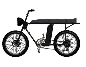 Rear Rack & Seat Extension / Passenger Seat