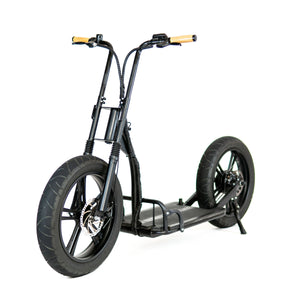 UNI Boost X Electric Utility Cargo Kick-Scooter E-Scooter Elektroroller E-Roller RAW Naked Version