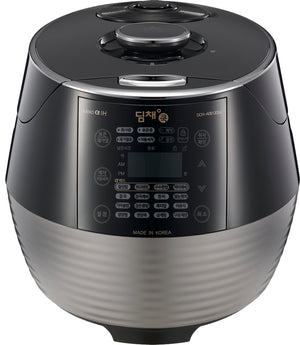 6 Cup Pressure IH Rice Cooker