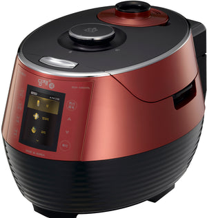 6 Cup Pressure Rice Cooker With LCD Touch Display