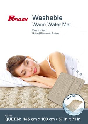 Parklon Onsu Water-Heated Mattress Pad