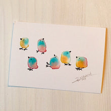 Load image into Gallery viewer, Tiny Bird Painting #19-Rutheart