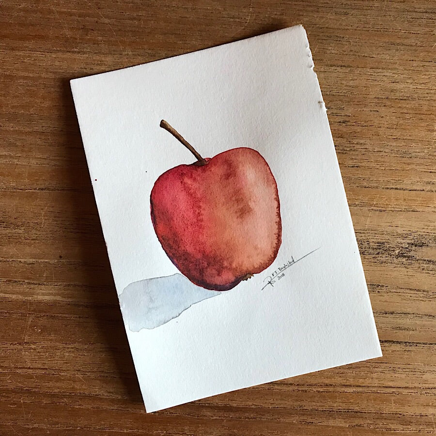 Høsteple / Autumn Apple-Rutheart