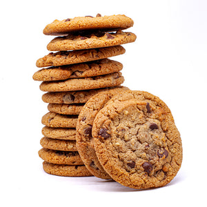 Chocolate Chip Walnut Cookies - True Delicious | Authentic Italian Desserts