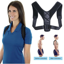 Load image into Gallery viewer, Adjustable posture corrector