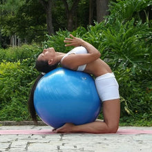 Load image into Gallery viewer, 45cm-85cm Yoga ball & air pump