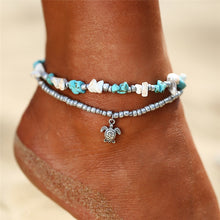 Load image into Gallery viewer, Boho vintage animal anklet
