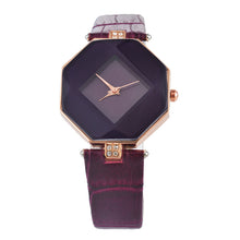Load image into Gallery viewer, Doreen Box PU Leather Quartz Wrist Watches #101