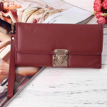 Load image into Gallery viewer, Fashion New Women Synthetic Leather Wallet Bag Handbag Tote Purse