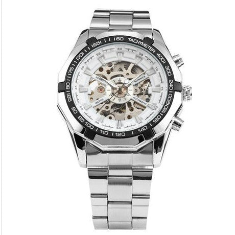 Winner Luxury Mechanical Military Watch