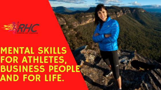 Mental skills for athletes, business people and for life.