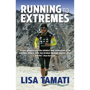 lisa tamati running to extremes