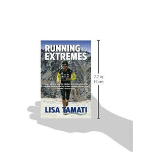 lisa tamati running book
