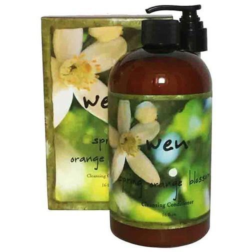 Wen Spring Orange Blossom Cleansing Conditioner Shampoo by Chaz Dean