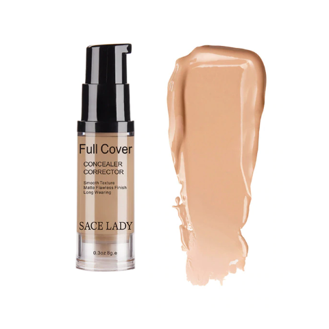 Waterproof Face Corrector Liquid Concealer Makeup