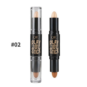 Women Highlighter  Face Concealer Contouring  Bronzers Highlighters