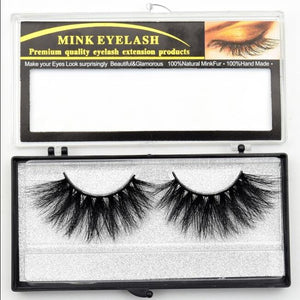 Eyelashes Mink Eyelashes Soft Dramatic Eye Lashes Makeup