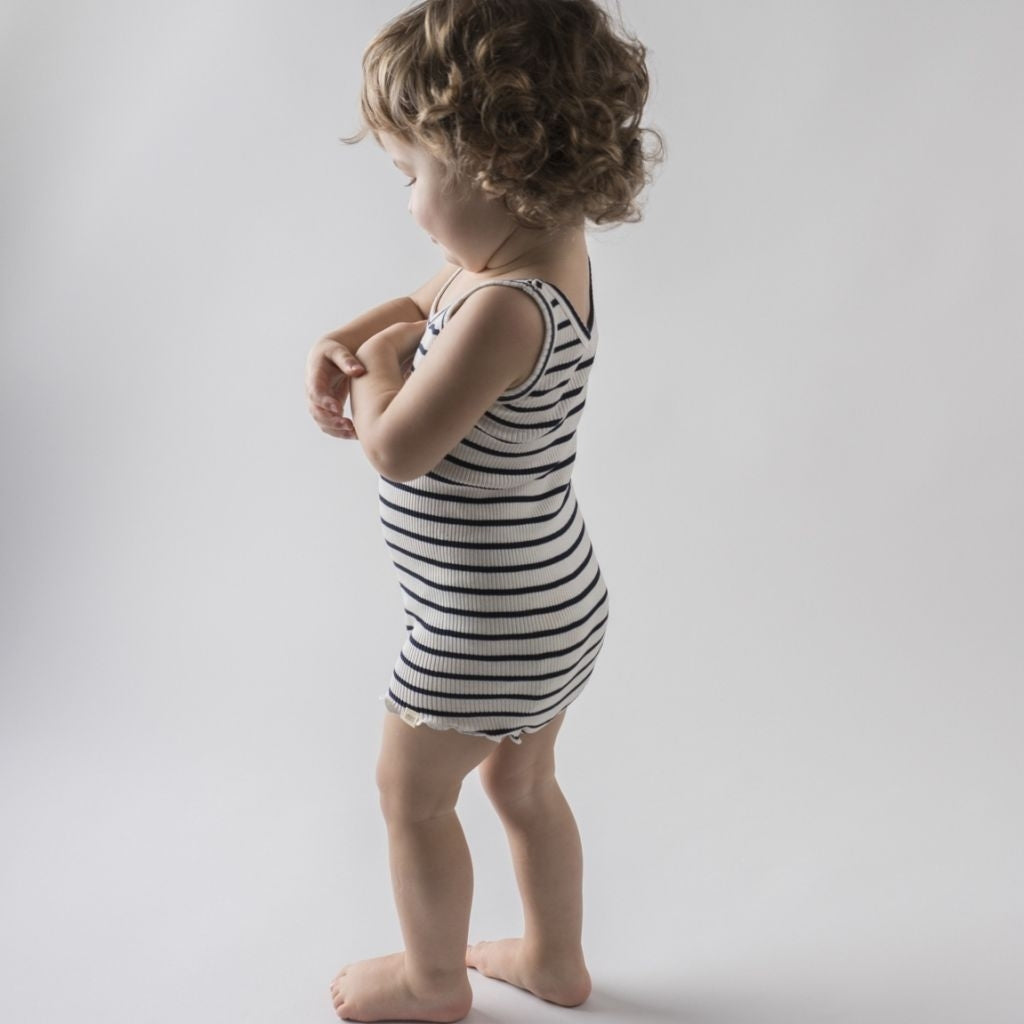 Body babies wear organic sustainable luxurious fashion children clothes silk seamless merino wool natural design nordic minimalisma shop sale Barcelona Sailor
